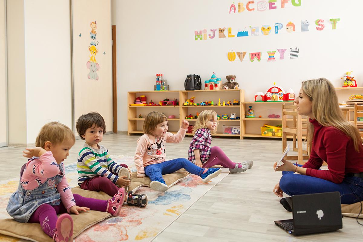 Частный детский сад: основные преимущества